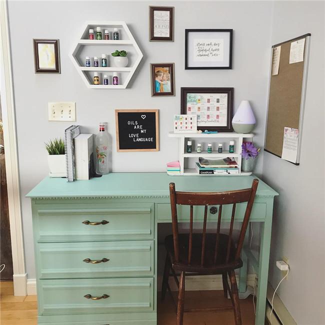 Office Deskorganization: 40 Easy DIY Organization Ideas Keep Your Home Office Work